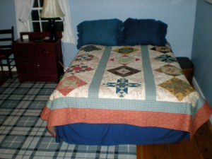 The Ugly Quilt