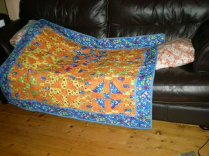 Charlie's quilt