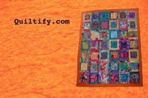 Quilting pattern: Keryn Emmerson's Leaf & Scroll